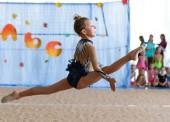 Темрюкские гимнастки завоевали медали на выездных соревнованиях