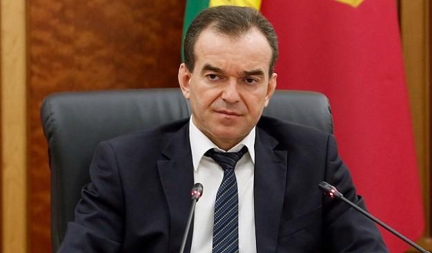 Губернатор Кубани Вениамин Кондратьев