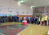 Соревнования среди туробъединений на призы от Деда Мороза прошли в Темрюкском районе