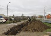 В Темрюке заменят почти километровый участок водопровода