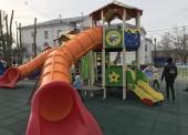 Торжественное открытие новой детской площадки возле РДК проведут 21 декабря
