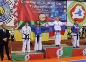 Темрючане приняли участие в соревнованиях по тхэквондо в столице Белоруссии