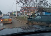 Новый знак на перекрестке Шевченко и Люксембург не помог(((