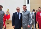 Житель Темрюкского района примет участие в зимних Олимпийски играх в Корее