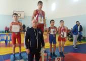 Борцы из Темрюка завоевали медали на выездных соревнованиях