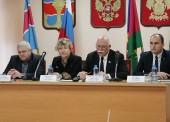 Вопросы здравоохранения Темрюкского района обсудили депутаты ЗСК, района и исполнительные власти