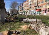 Новый сквер разобьют в Темрюке на улице Ленина