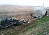 В страшном ДТП между Таманью и Сенной погибли два человека