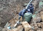 Специалисты РЭУ «Таманский групповой водопровод» ГУП КК «Кубаньводкомплекс» в кратчайшие сроки устранили повреждение в ст. Ахтанизовской