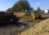 Новый водовод обеспечит надежное водоснабжение жителям поселка Веселовка