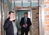 Глава Темрюкского района лично контролирует ход ремонта в учреждениях здравоохранения