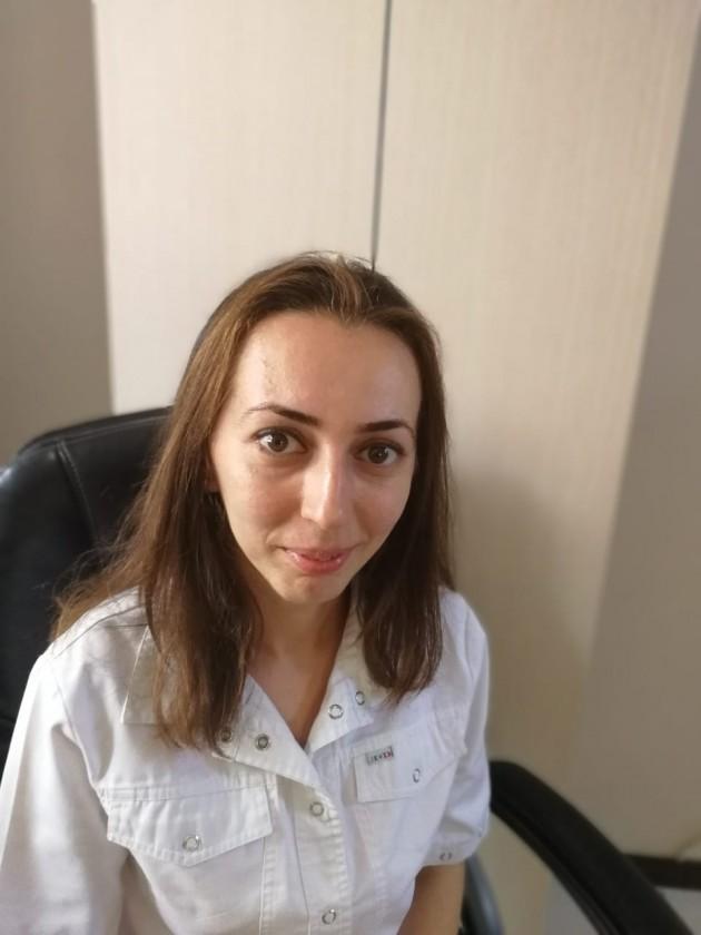Асланян Инга Николаевна