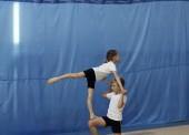Первенство района по спортивной акробатике прошло в Темрюке