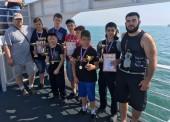 Борцы из Темрюка вернулись с медалями из Крыма