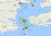 Россия перестала пускать морские суда через Керченский пролив