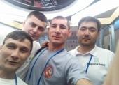 Темрюкские мастера натяжных потолков приняли участие в Международном Чемпионате