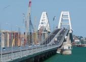 Более полумиллиона автомобилей проехли по Крымскому мосту с момента его открытия