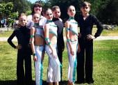 Танцевальный клуб «Виктория» ведёт новый набор детей