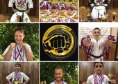 Наши Чемпионы каратэ