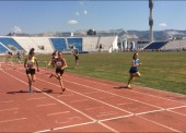 Легкоатлеты из Темрюка приняли участие в крупных соревнованиях в Новороссийске