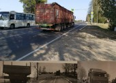 Неэффективные меры безопасности пешеходных переходов на участке автодороги Краснодар-Темрюк-х.Белыйпо ул. 27 сентября.