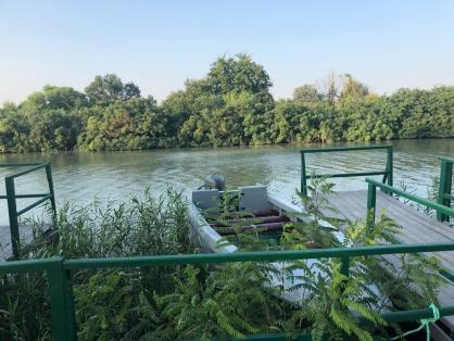 казачий ерик лодка Тунец
