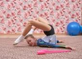 """Студия художественной гимнастики """"Жемчужинка"""" приглашает на занятия"""
