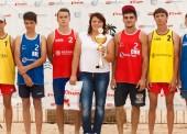 Очередной турнир по пляжному волейболу прошел в Темрюкском районе