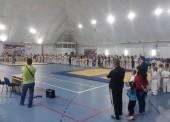 Соревнования по каратэ в Темрюке