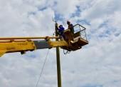 Энергетики подготовили к зиме 370 км ЛЭП в славянском энергорайоне
