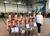 Открытое первенство МО г-к Анапа по художественной гимнастике