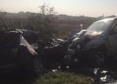 Между Таманью и Сенным в ДТП один человек погиб и двое доставлены в больницу