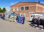 Энергетики стали участниками всероссийской тренировки по гражданской обороне
