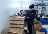 В Темрюке полицейские изъяли у местного жителя более пяти тысяч литров алкоголя