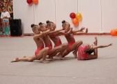 Темрюкские гимнастки заняли призовые места в открытом турнире в Сочи