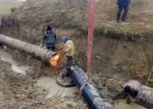 «Таманский групповой водопровод» провел плановые работы на 4-х участках водопроводных сетей