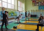 Итоги соревнований по гиревому спорту среди допризывной молодежи Темрюкского района.