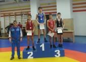 Борец из Темрюка завоевал бронзу на соревнованиях в краевой столице