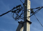 Когда отремонтируют провода в Кучугурах