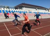В Темрюке состоялось открытое первенство по легкой атлетике