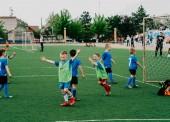 Первые розыгрыши кубка AZOV CUP среди детей прошли в Темрюке