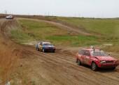 В Темрюкском районе провели соревнования по автокроссу. Итоги