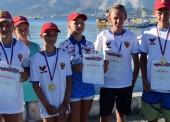 Темрючане завоевали призовые места в Первенстве края по парусному спорту