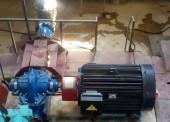 РЭУ «Таманский групповой водопровод» установил новое насосное оборудование