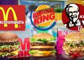 Чем вреден Макдональдс, КФС и Бургер Кинг