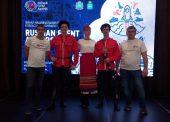 «Атамань» взяла серебро во всероссийском туристическом конкурсе
