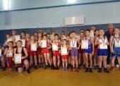 Соревнования по греко-римской борьбе провели в Темрюкском районе