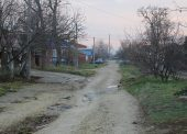 На улице Муравьева в Темрюке появится асфальт и тротуар