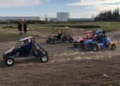 Темрючане выступили на соревнованиях по автокроссу в Тимашевске