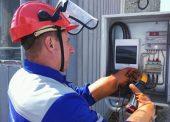 В Голубицкой установили 629 цифровых электросчетчиков